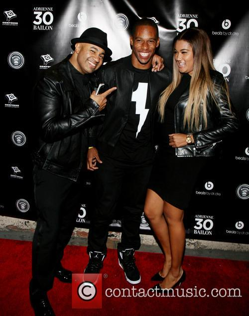 Lenny S, Victor Cruz and Jacqueline Cruz 9