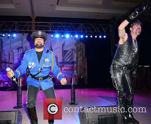 Village People, Eric Anzalone and Ray Simpson 4
