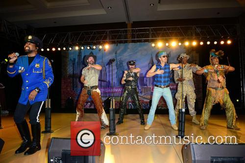 Ray Simpson, Jim Newman, Eric Anzalone, Bill Whitefield, Alex Briley, Felipe Rose and Village People 2