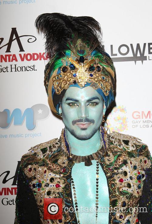Adam Lambert Genie