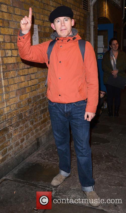 Lee Evans Leaves Theatre