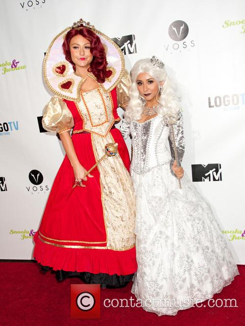 Snooki and Jennifer 'jwoww' Farley 7