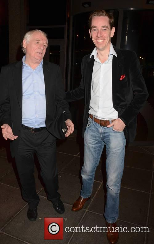 Eamon Dunphy and Ryan Tubridy 2