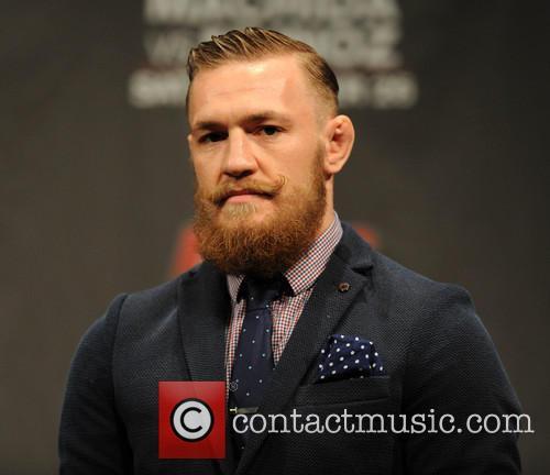 Irish Fighter Conor Mcgregor 1