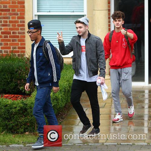 X Factor house departures
