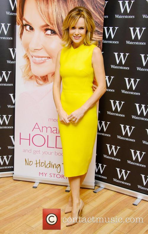 Amanda Holden 5