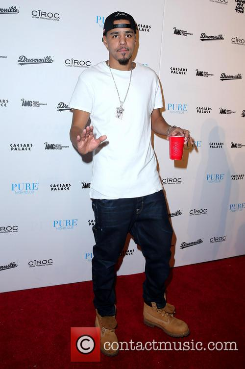 J Cole, Pure Nightclub, Caesars Palace