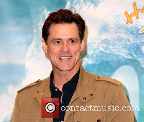 Jim Carrey, Barnes & Noble at The Grove