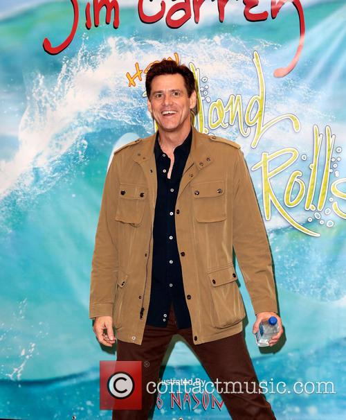 Jim Carrey promotes his new children's book 'How...