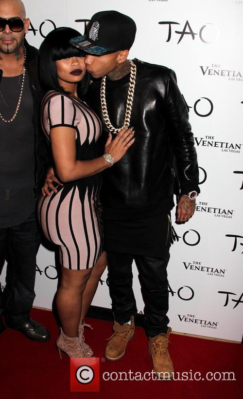 Tyga and Blac Barbie 2