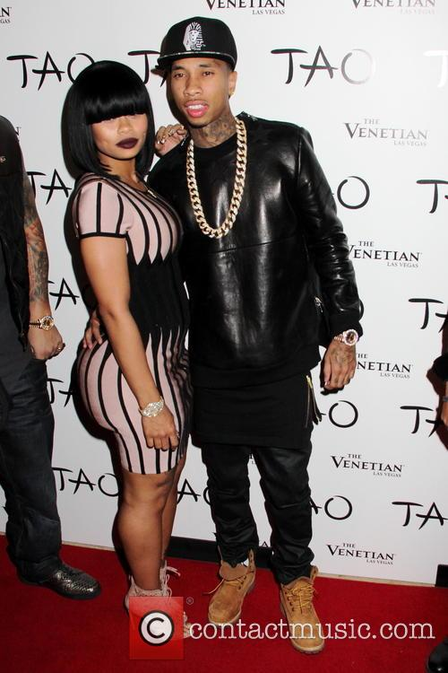 Tyga and Blac Barbie 3