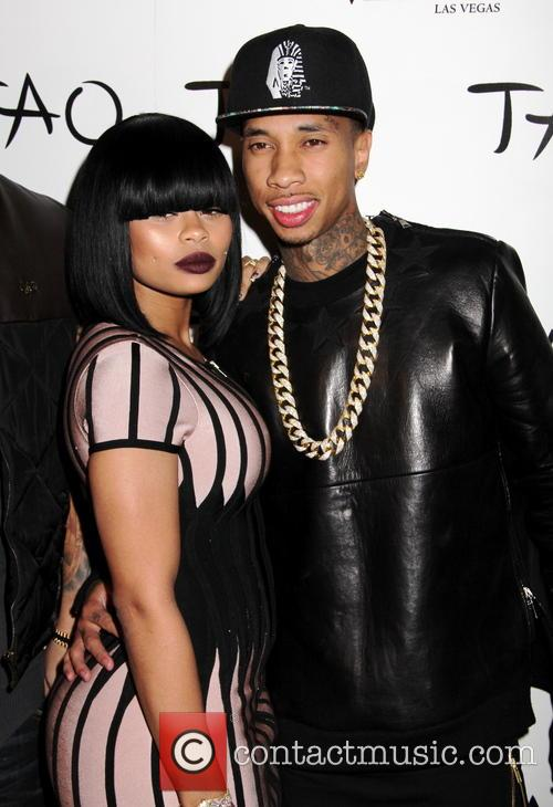 Tyga and Blac Barbie 4