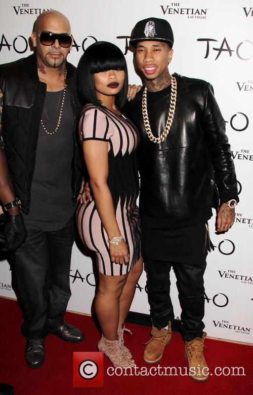 Tyga and Blac Barbie 1