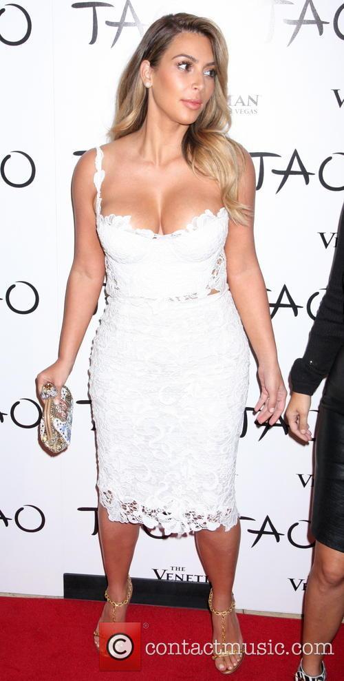 Kim Kardashian Tao