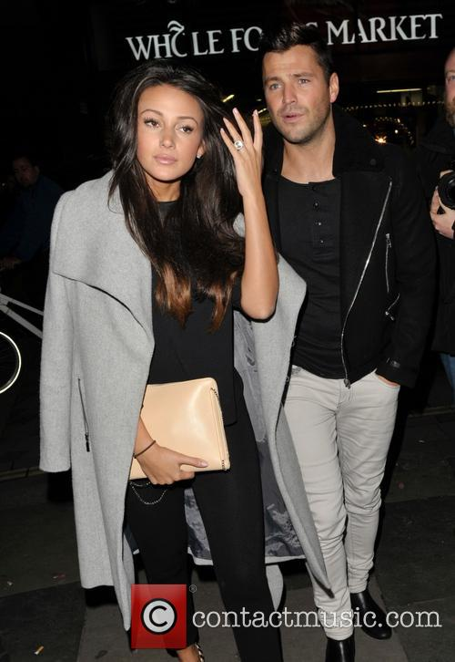 Michelle Keegan and Mark Wright 15