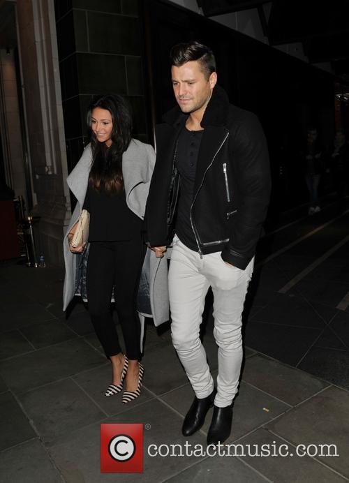 Michelle Keegan and Mark Wright 16