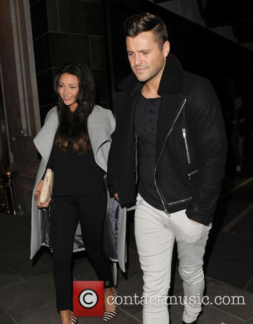 Michelle Keegan and Mark Wright 17