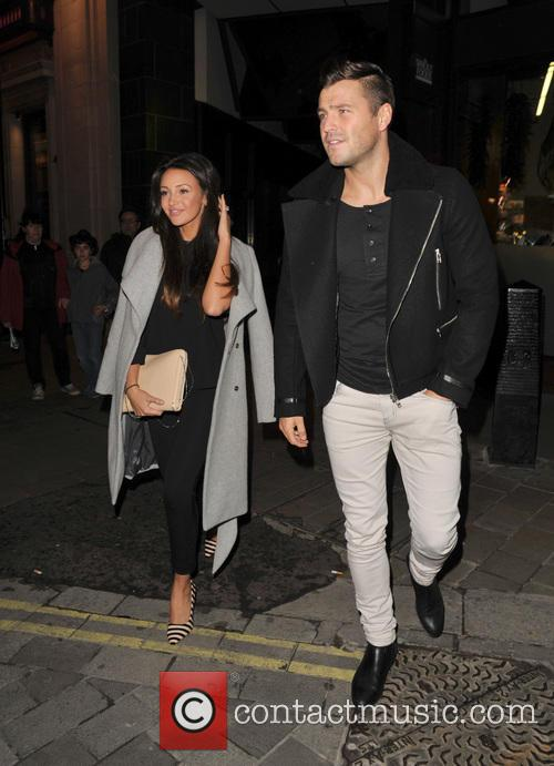 Michelle Keegan and Mark Wright 18