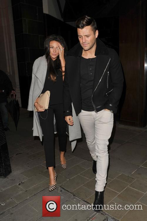 Michelle Keegan and Mark Wright 19