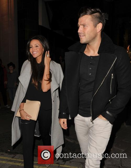 Michelle Keegan and Mark Wright 20