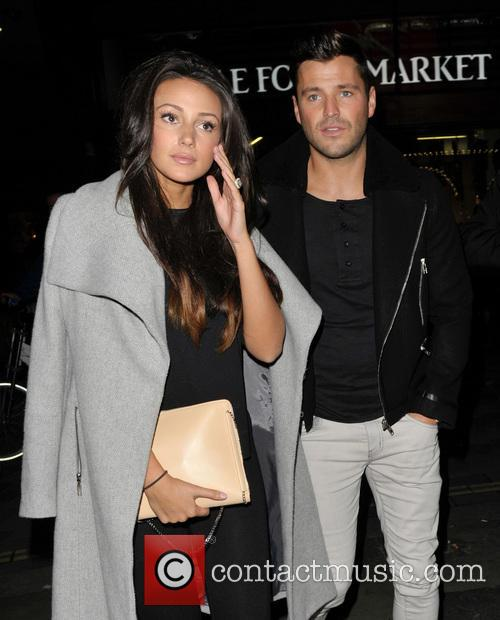 Michelle Keegan and Mark Wright 21