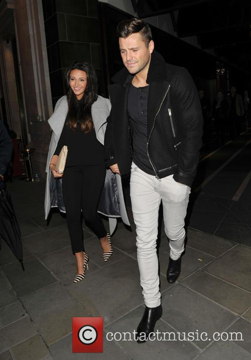 Michelle Keegan and Mark Wright 22