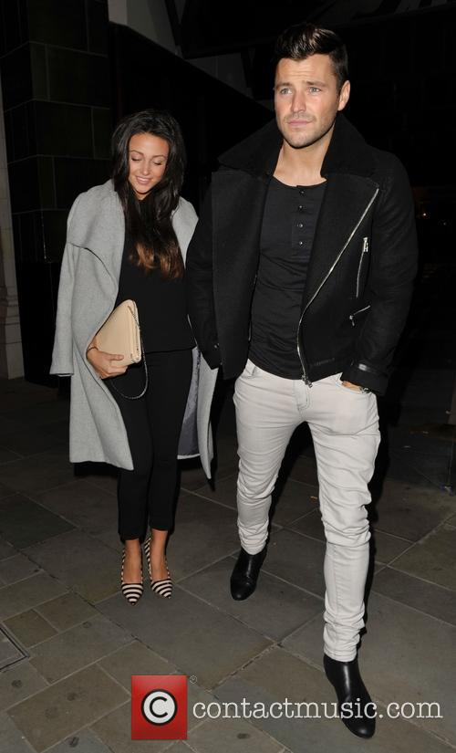 Michelle Keegan and Mark Wright 23