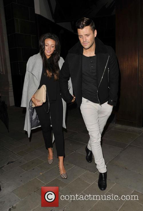 Michelle Keegan and Mark Wright 26