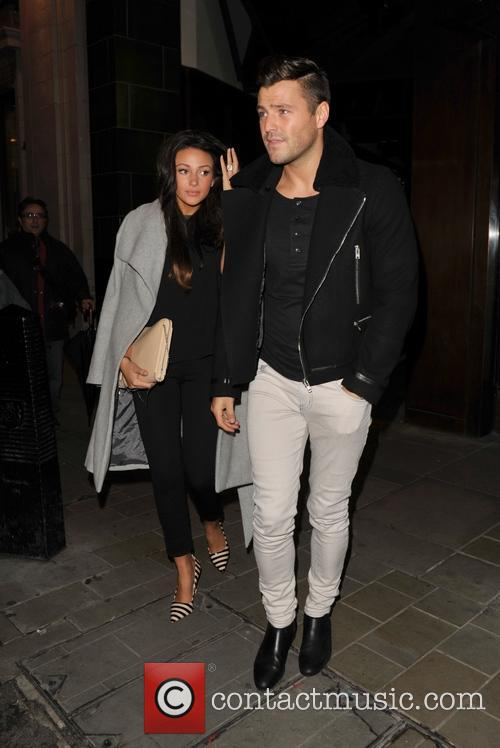 Michelle Keegan and Mark Wright 27