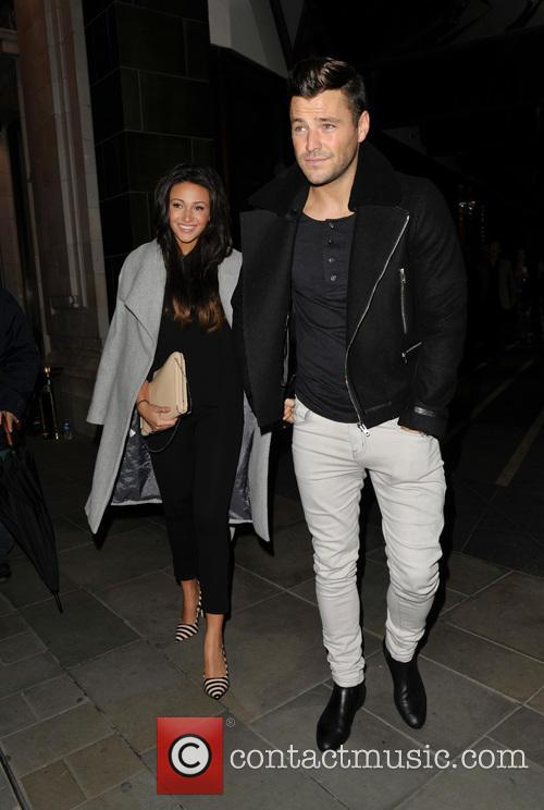 Michelle Keegan and Mark Wright 28