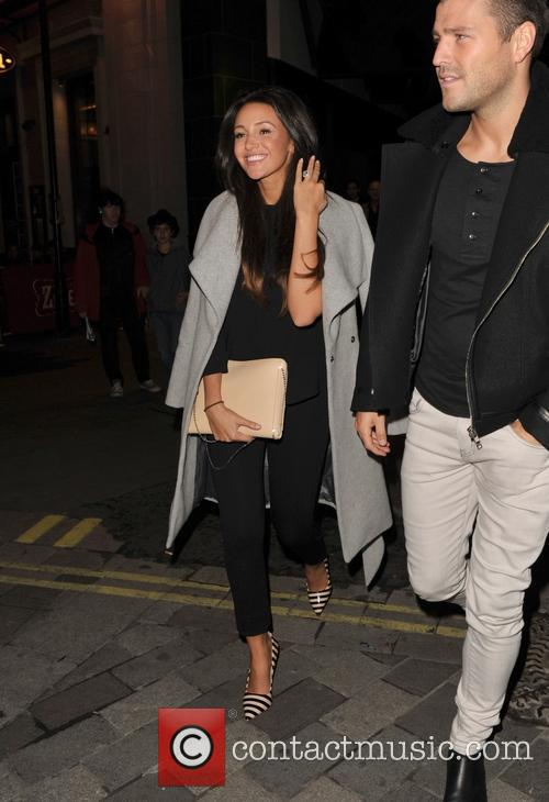 Michelle Keegan and Mark Wright 30
