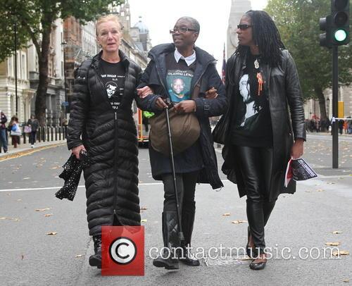 Carol Duggan, Ajibola Lewis and Marcia Samuel-rigg 4