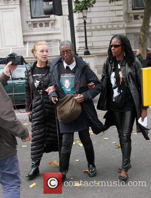 Carol Duggan, Ajibola Lewis and Marcia Samuel-rigg 1
