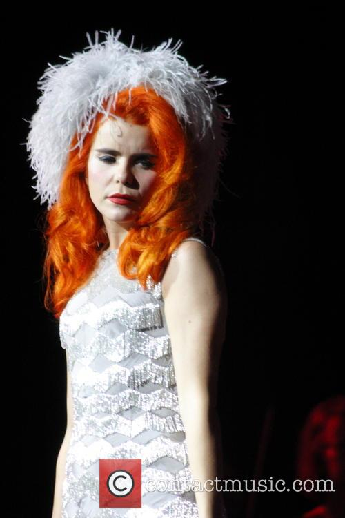 Paloma Faith performs live in Nottingham