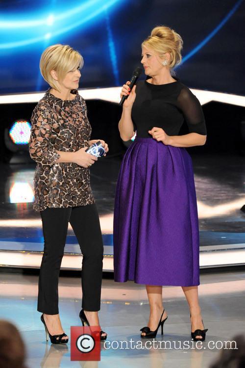 Carmen Nebel and Barbara Schoeneberger 2
