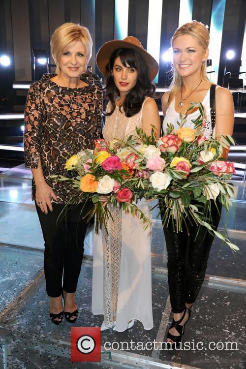 Katie Melua, Carmen Nebel and Linda Hesse 7