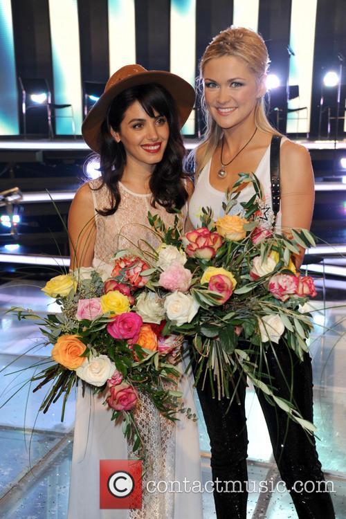 Katie Melua and Linda Hesse 8