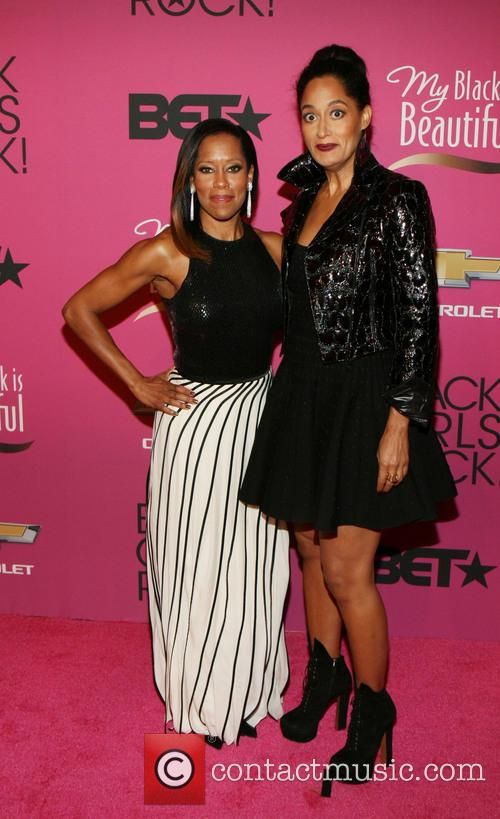 Regina King and Tracee Ellis Ross 1