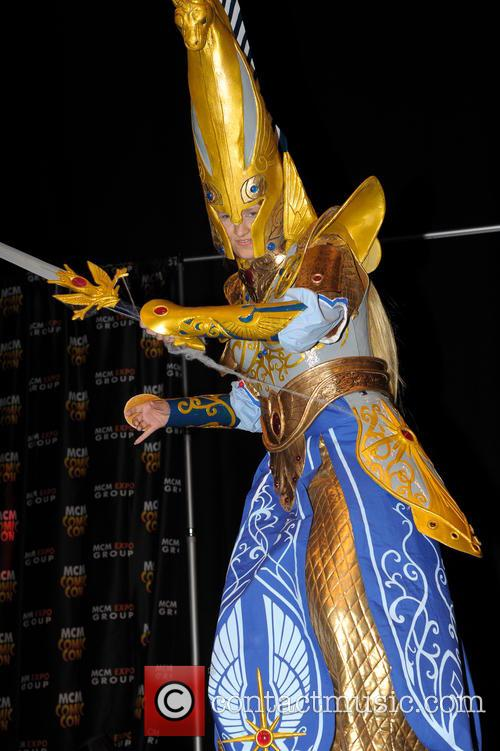 MCM London Comic Con at ExCeL London -...