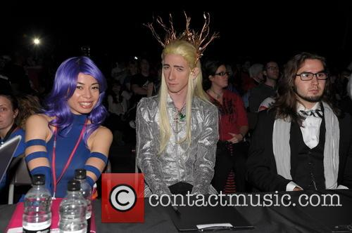 Cathy Of God Save The Queen Fashion, Psyposer and Matt From Black Tie F/x 2