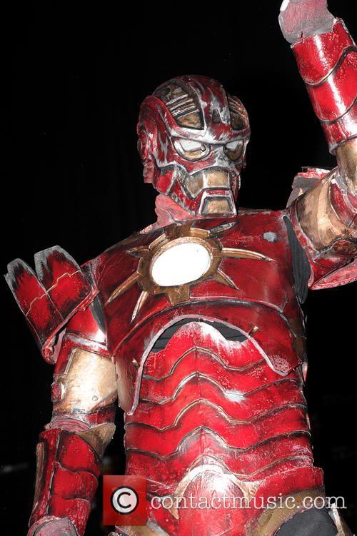 Ireland, Cian O'siorain, Godkiller (mk Iii Space Armour) and Iron Man 2
