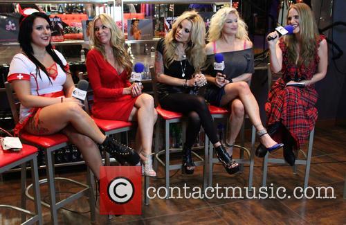 Juturna Suicide, Sharise Neil, Athena Kottak, Bobbie Brown and Nicole Powers 3