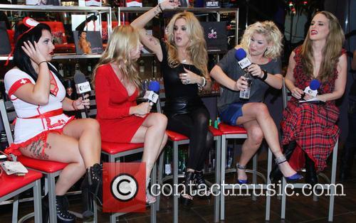 Juturna Suicide, Sharise Neil, Athena Kottak, Bobbie Brown and Nicole Powers 10