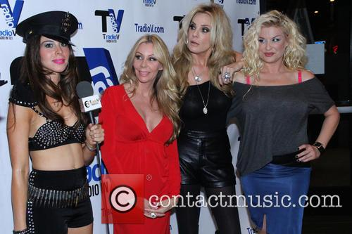 Katie Cleary, Sharise Neil, Athena Kottak and Bobbie Brown 2