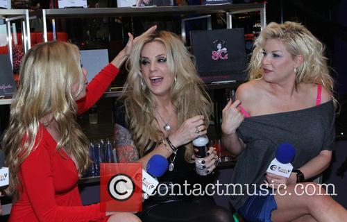 Sharise Neil, Athena Kottak and Bobbie Brown 2