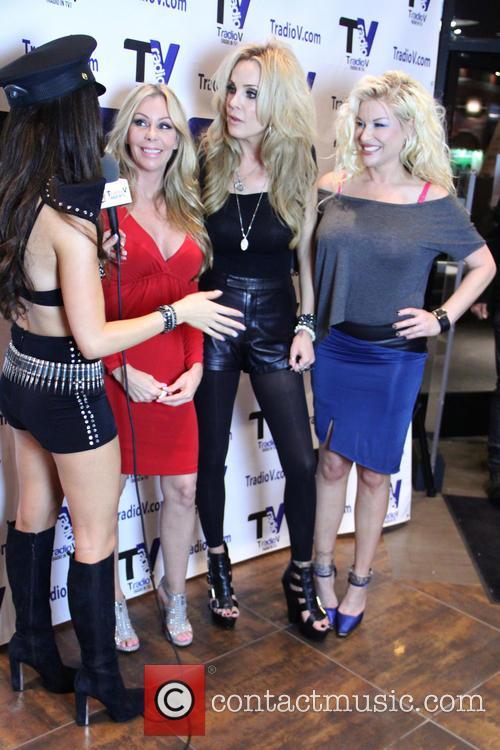 Sharise Neil, Athena Kottak and Bobbie Brown 3