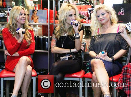 Sharise Neil, Athena Kottak and Bobbie Brown 5