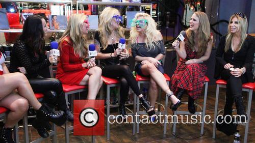 Lorraine, Sharise Neil, Athena Kottak, Bobbie Brown and Nicole Powers 3