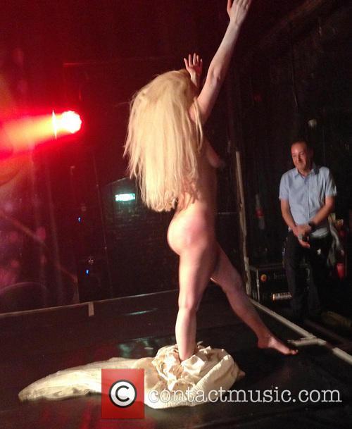 Lady Gaga G-A-Y