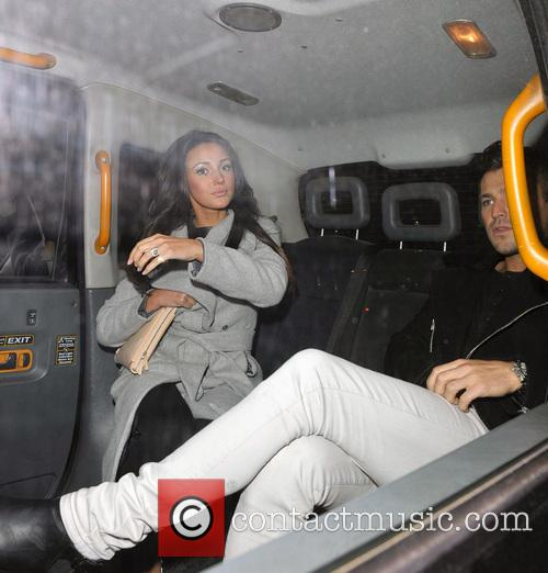 Mark Wright and Michelle Keegan 13